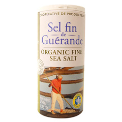 セルドゥゲランド 微粒塩 ナチュールエプログレ 250g